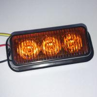 Buy cheap LED emergency warning light/ vehicle lights LED245B from wholesalers