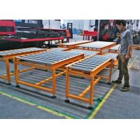 Buy cheap Flexible Heavy Duty Roller Conveyor For Warehouse Transporting / Package from wholesalers