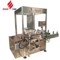 Buy cheap Customized Linear Opp Hot Melt Labeling Machine , Label Applicator Machine For Bottles from wholesalers