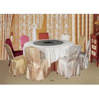 Buy cheap Wholesale luxury wedding party sequin table cloth (Y-34) from wholesalers