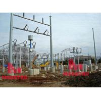 Buy cheap H frame Substaton dead end structure from wholesalers