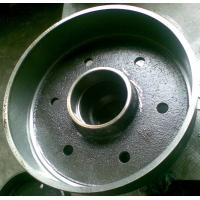 China gray iron casting,sand casting, machining parts, wheel hub,Bus hub on sale