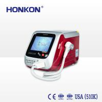 Buy cheap High Speed Sliding 808nm Diode Laser Hair Removal Machine For Clinic , 808nm Laser Depilator from wholesalers