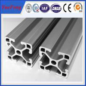 China HOT ! Aluminium industry extrusion profile, Aluminium alloy display stand on sale