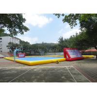 Buy cheap Inflatable Sports Field Play With Bubble Ball from wholesalers