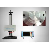Buy cheap Customized Dot Peen Engraving Machine 0.01 Mm Accuracy For Metal / Non - Metallic Parts from wholesalers