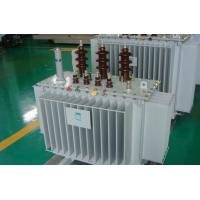 Buy cheap Fully Sealed Oil Immersed Transformer / Three Phase Transformer For Power Stations from wholesalers