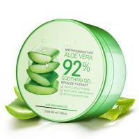 Buy cheap Transparent Anti Aging Hand Cream , Organic Aloe Vera Gel No Sticky Residue from wholesalers