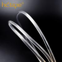 Buy cheap Eco-friendly bold clear TPU plastic elastic cord for bra strap product