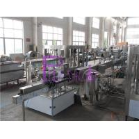 Buy cheap Drink Processing Manual Bottle Labeling Machine For Bottles , Shrinking Tunnel from wholesalers