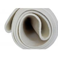 Buy cheap White Color Nomex Seamless Conveyor Felt For Heat Transfer Printing Machine from wholesalers