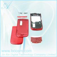Buy cheap Red Housing Cover For Blackberry 9800 Replacement from wholesalers