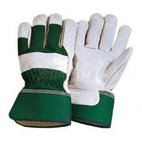 "Buy cheap 10"" Cowhide Split Leather Work Gloves from wholesalers"