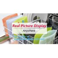 Buy cheap Airtight Seal Food Storage Container Versatile Reusable Silicone Food Preservation Bag,Custom Logo Zip Lock Reusable Sil from wholesalers