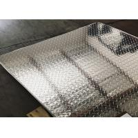 Buy cheap Anti Skid Diamond Aluminum Sheet Coil 3003 5052 5754 6061 Thickness Customized from wholesalers