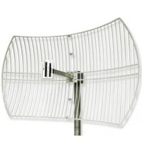 Buy cheap 2.4G WIFI Grid Parabolic Antenna With 24dbi product