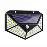 Buy cheap Durable Solar LED Wall Lamp Dustproof Energy Saving Easy Installation from wholesalers