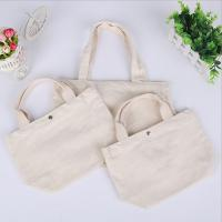 Buy cheap 100% Cotton Tote Bags Reusable Grocery Tote Bag  book tote bag,shopper tote bag ,travel tote bags,shoe bags from wholesalers