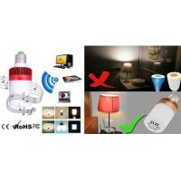 Buy cheap Patent design led bulb bluetooth speaker from wholesalers