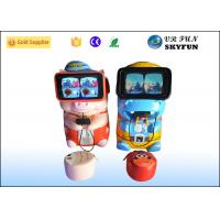 Buy cheap Pink Cartoon Piggy VR Game Machine HD VR Headset With 10 Funny Games from wholesalers