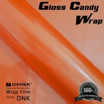 Buy cheap Gloss Candy Focus Orange Vinyl Wrap Film - Gloss Focus Orange from wholesalers