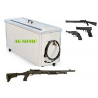 Buy cheap Stable Ultrasonic Gun Cleaner System , Table Top Ultrasonic Cleaner Customized from wholesalers
