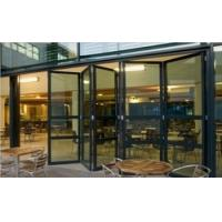Buy cheap Frosted glass aluminum window from wholesalers