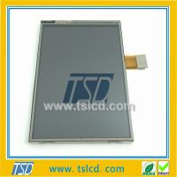 Buy cheap Factory price 3.5'' 320x480 HVGA TFT LCD module with resistive touch screen from wholesalers