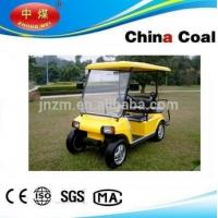 Buy cheap 2 person single seat electric mini golf cart for sale from wholesalers