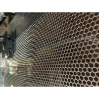 Buy cheap Stainless Steel / Aluminium Decorative Sheet Metal Panels Scratch Resistant from wholesalers