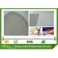 Buy cheap Environment Grade A 320g-1950g Laminated Grey Board for Puzzl Sheet Paper from wholesalers
