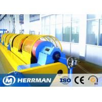 Buy cheap Aluminum / Steel Wire Cable Machine Tubular Stranding Machine With Pay Off Stand from wholesalers
