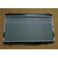 Buy cheap Optra Lacetti Daewoo Mt Automotive Radiators 96553378 With Black Plastic Tank from wholesalers