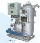 YWC Series Marine Oil Water Separator/Marine Oily Water Separator