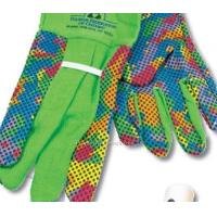 Buy cheap High Quality Comfortable Durable PVC Dotted Garden Glove ZM 611-J from wholesalers