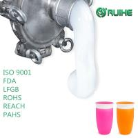 Buy cheap Food Grade LSR Liquid Silicone Rubber / High Consistency Liquid Mold Making Rubber from wholesalers