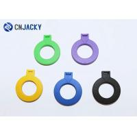 Buy cheap Magnetic Rfid Key Tag Abs Material , Hotel Apartment Access Control Card from wholesalers