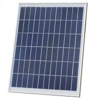 Buy cheap 20W Mono / Poly Mini Solar Panels 12V Battery Easy Carry For Courtyard Lighting from wholesalers