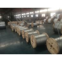 Buy cheap Small Gauge 3 8 Inch Galvanized Steel Wire Strand For Spring Steel Wire from wholesalers