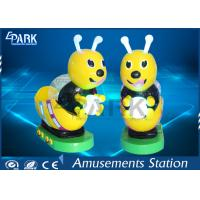 Buy cheap Bee Shape Kids Coin Operated Game Machine Water Shooting Song Play from wholesalers