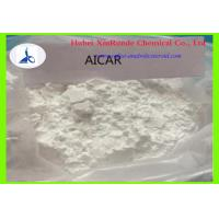 Buy cheap Burn Fat Raw Hormone Powders SARM Steroids Powder AICAR For Weight Loss CAS 2627-69-2 from Wholesalers