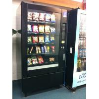 Buy cheap Chocolate Vending Machine with black color powder coated finish from wholesalers