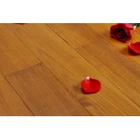 Buy cheap wax oiled massive parquet wood flooring - teak from wholesalers