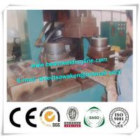 Buy cheap Small Tube Squeezing Machine Membrane Panel Welding Machine For Boiler Pipe from wholesalers