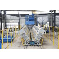 Buy cheap High Speed Sandwich Wall Panel Manufacturing Equipment 380V 50Hz Voltage from wholesalers