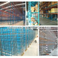 Buy cheap Warehouse Selective Pallet Racks from wholesalers