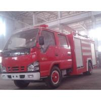 Buy cheap Water fire truck and foam fire truck manufacturer in China from wholesalers