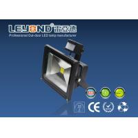 Buy cheap 10w 20w 30w PIR High Power Led Flood Lights Waterproof Black Or Grey Casing from wholesalers