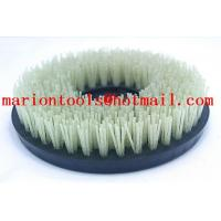 Buy cheap Diam.200mm diamond polishing brushes for stone from wholesalers