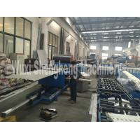 Buy cheap High Accuracy PU Sandwich Panel Machine with 3m Cutting Length from wholesalers